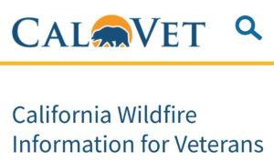 CalVet Wildlife Information for Veterans