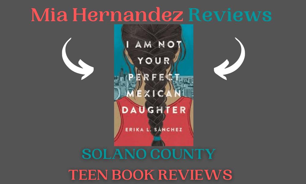 Teen Book Review Mia Hernandez