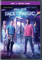 Bill & Ted Face the Music DVD