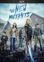 New Mutants DVD