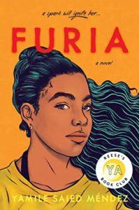 Furia by Yamile Saied Mendez