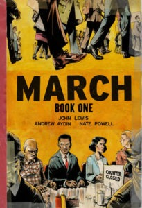March Book One by John Lewis