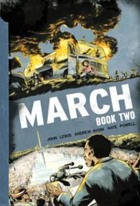 March Book Two by John Lewis