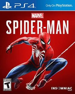 Marvel: Spider-Man recommended by Michelle