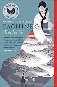 Pachinko by Min Jin Lee
