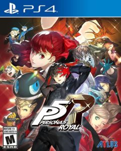 Persona 5 Royal recommended by Michelle