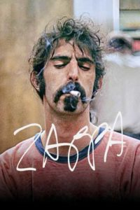 Zappa DVD
