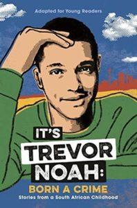 It's Trevor Noah by Trevor Noah