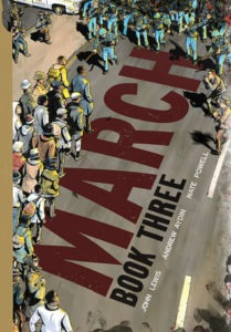March Book 3 by John Lewis
