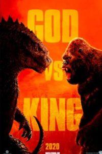 Godzilla vs King Kong DVD