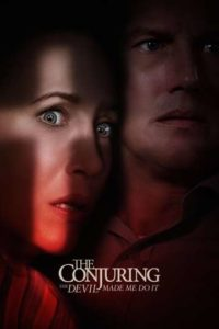 The Conjuring: The Devil Made Me Do It DVD