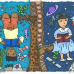 Dagny Tang- Children's Category Library Card Design Contest Winner