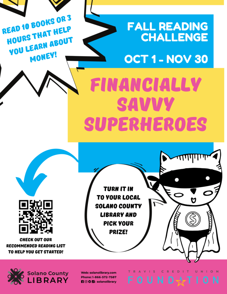 Financially Savvy Superheroes (English)