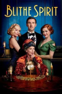 Blithe Spirit Moviefone DVD Poster