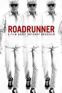 Roadrunner: A Film About Anthony Bourdain Moviefone DVD Poster