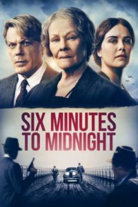 Six Minutes to Midnight Moviefone DVD Poster