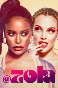 Zola Moviefone DVD Poster